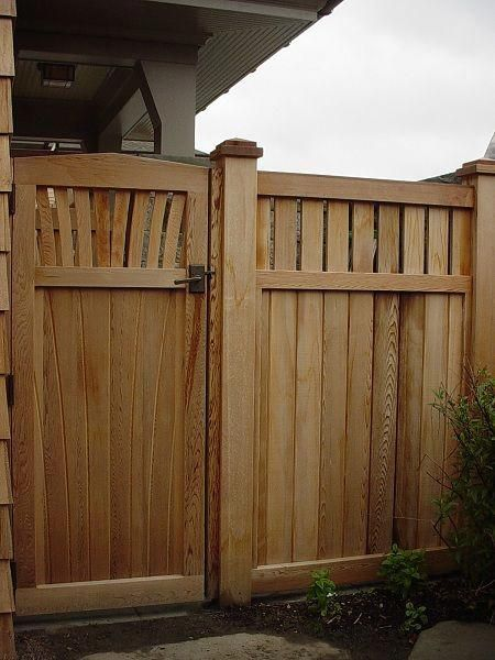 new england woodworkers custom fence company for picket on inexpensive way to build a wood privacy fence diy guide for 2020 id=39809