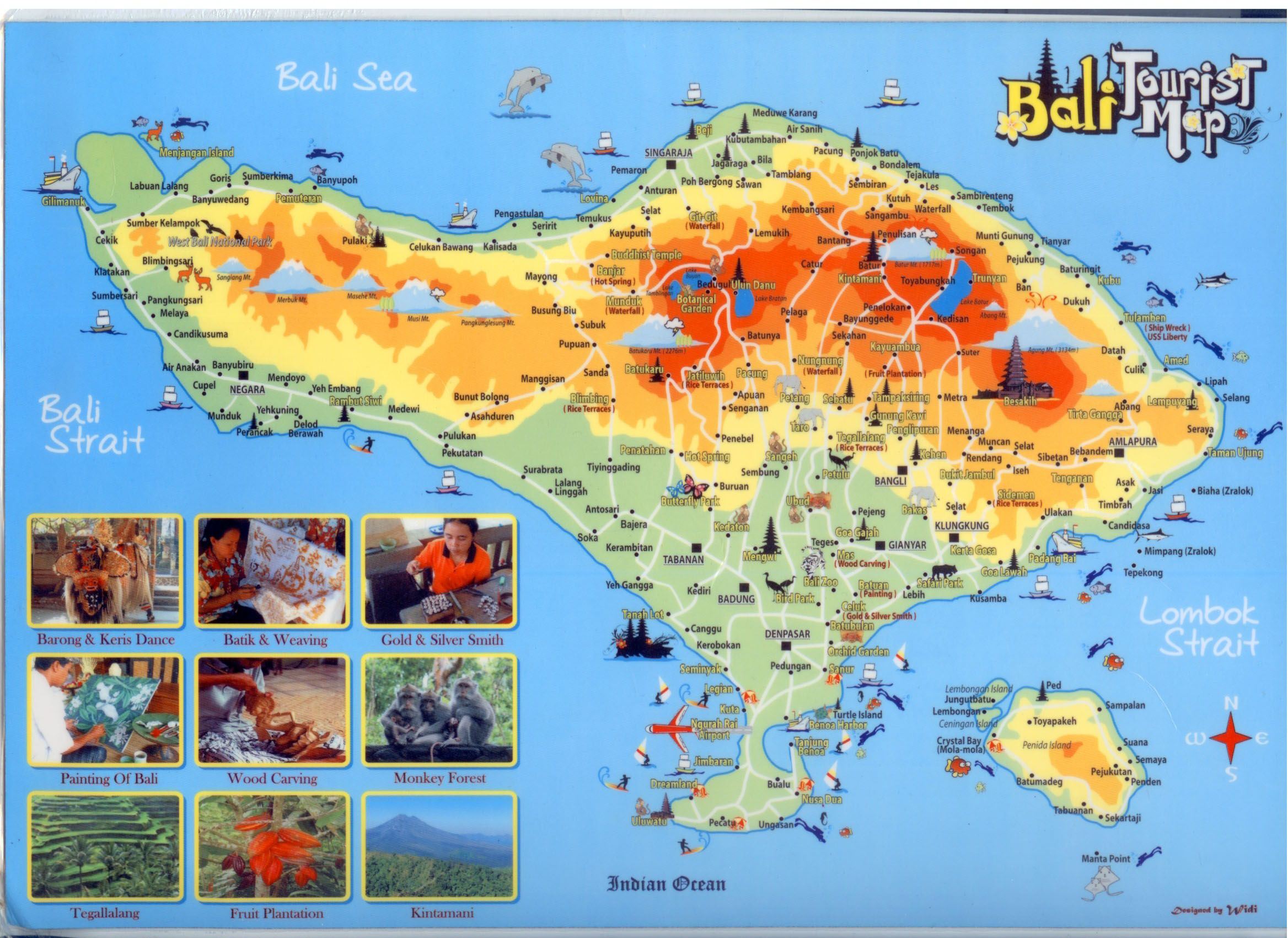 Office Du Tourisme Bali Bali Tourism Board About Bali Bali Map Favorite Places