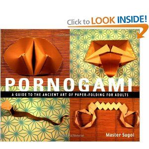 Pornogami A Guide To The Ancient Art Of Paper Folding For Adults