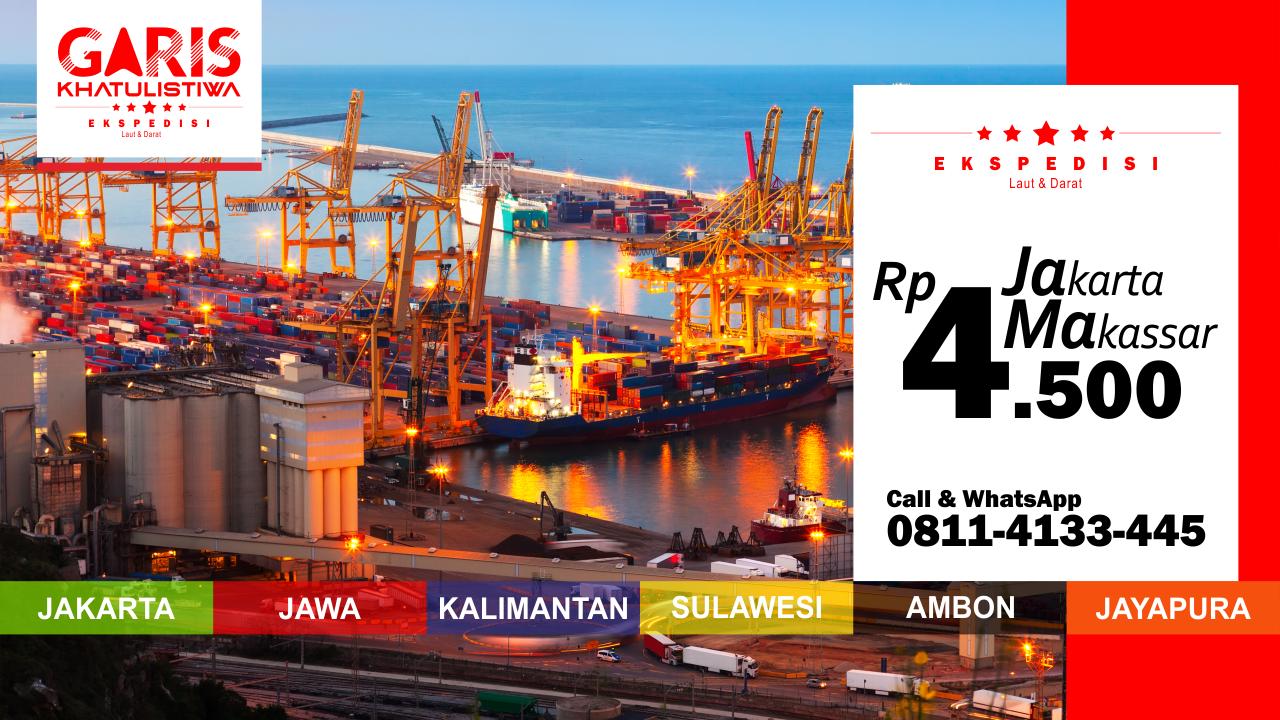 Call Wa 0811 4133 445 Ekspedisi Pengiriman Barang Balikpapan Makassar Surabaya Medan