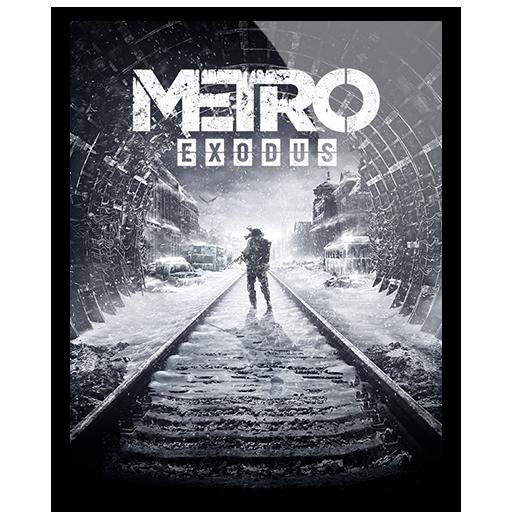 Icon Metro Exodus by HazZbroGaminG Exodus, Xbox, Nuclear