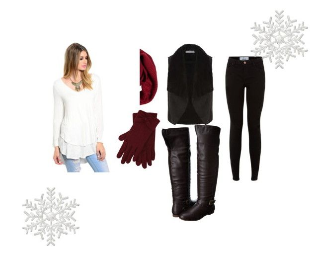 """Winter Warmers"" by gigglycow on Polyvore featuring Dorothy Perkins, Mojo Moxy, prAna and M&Co"