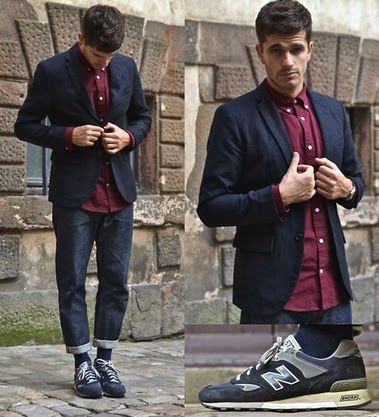 new balance hombre outfit
