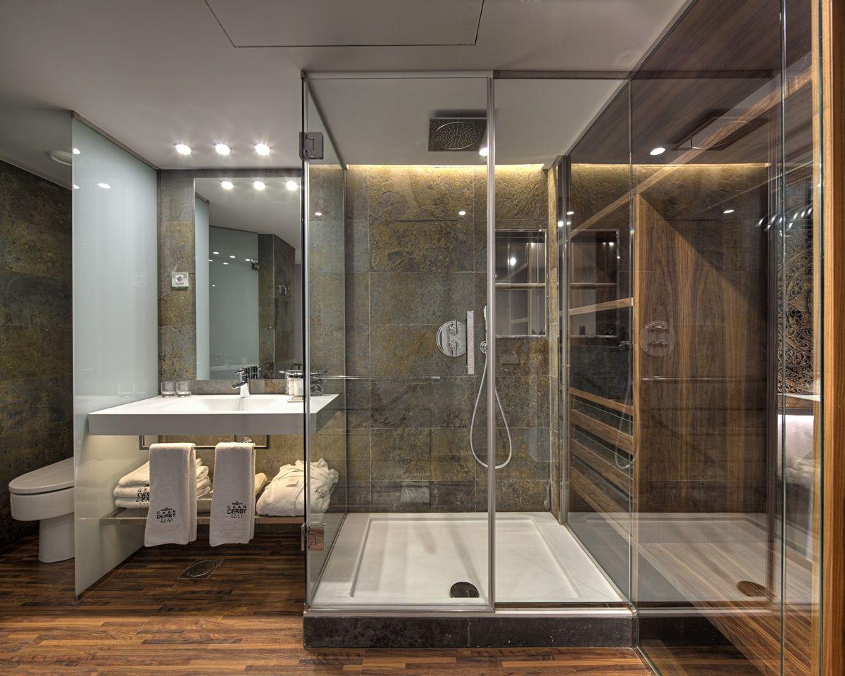 Reforma y diseño de baños en hoteles punteros: 7 proyectos ...