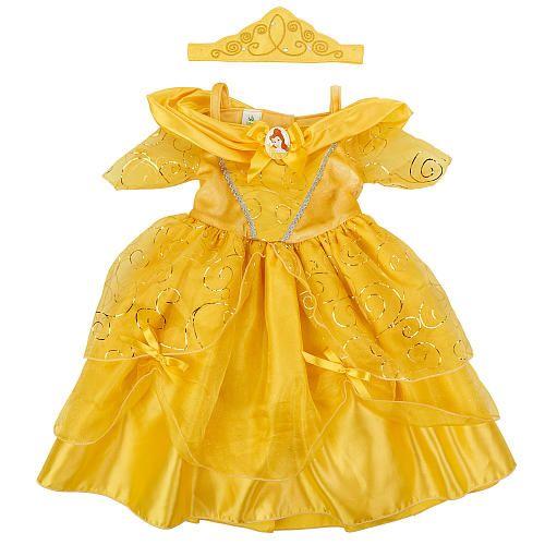 Disney Baby Girlsu0027 Belle Costume - Babies R Us - Toys  R  Us  sc 1 st  Pinterest & Disney Baby Girlsu0027 Belle Costume - Babies R Us - Toys