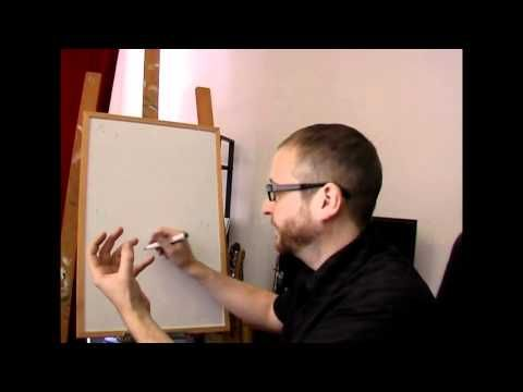 Contour Line Drawing Of A Person : Lesson contour line drawings painting tutorials art videos