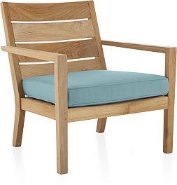Regatta Collection Teak Patio Furniture Crate And Barrel Mebel