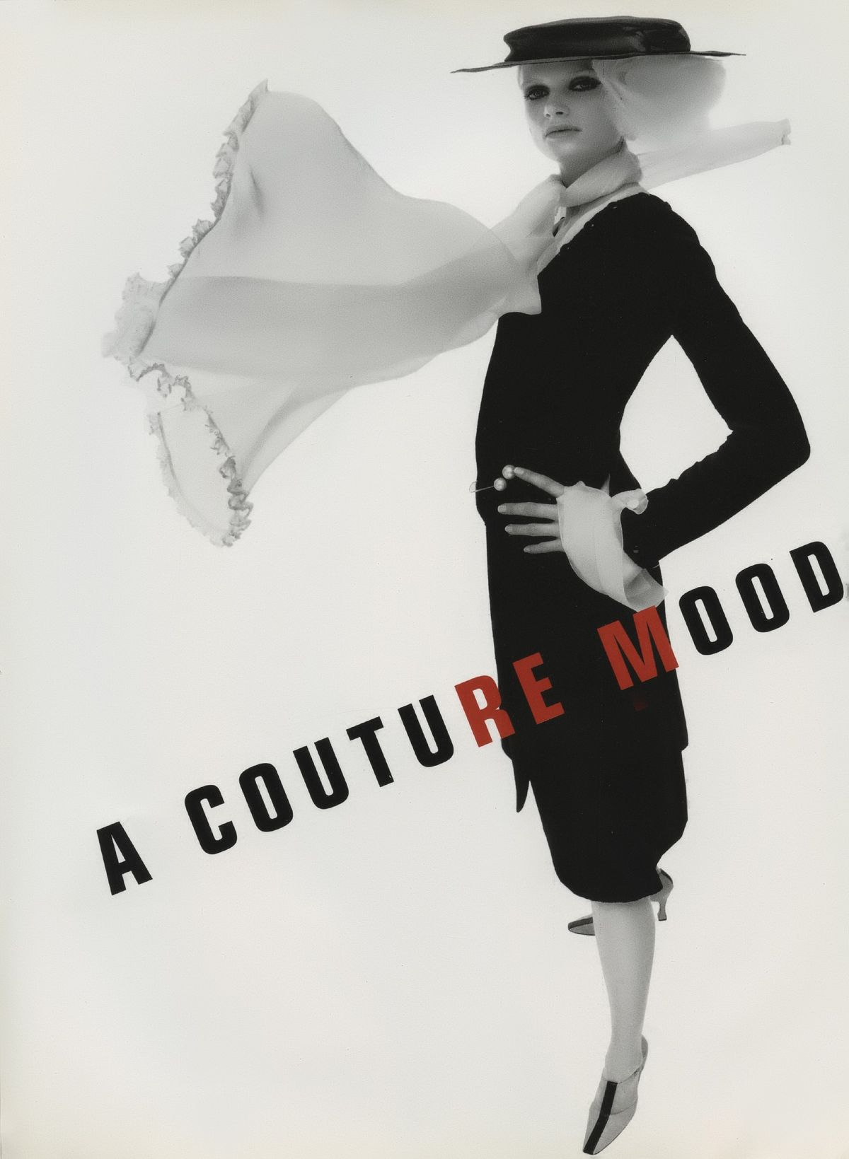 Vogue Italia March 2000 Haute Couture Supplement A Couture Mood by Miles…