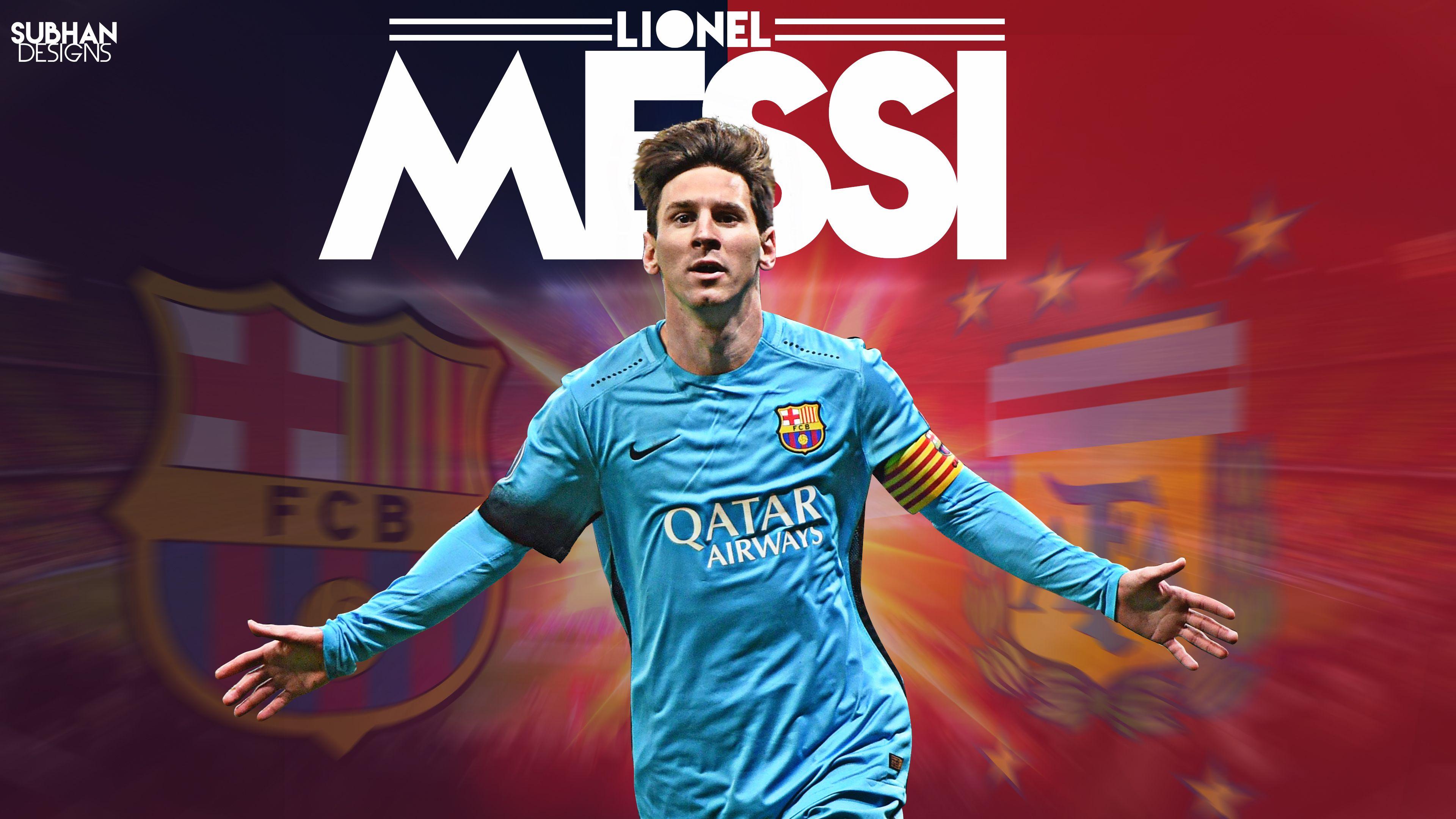 Lionel Messi High Resolution Desktop Lionel Messi