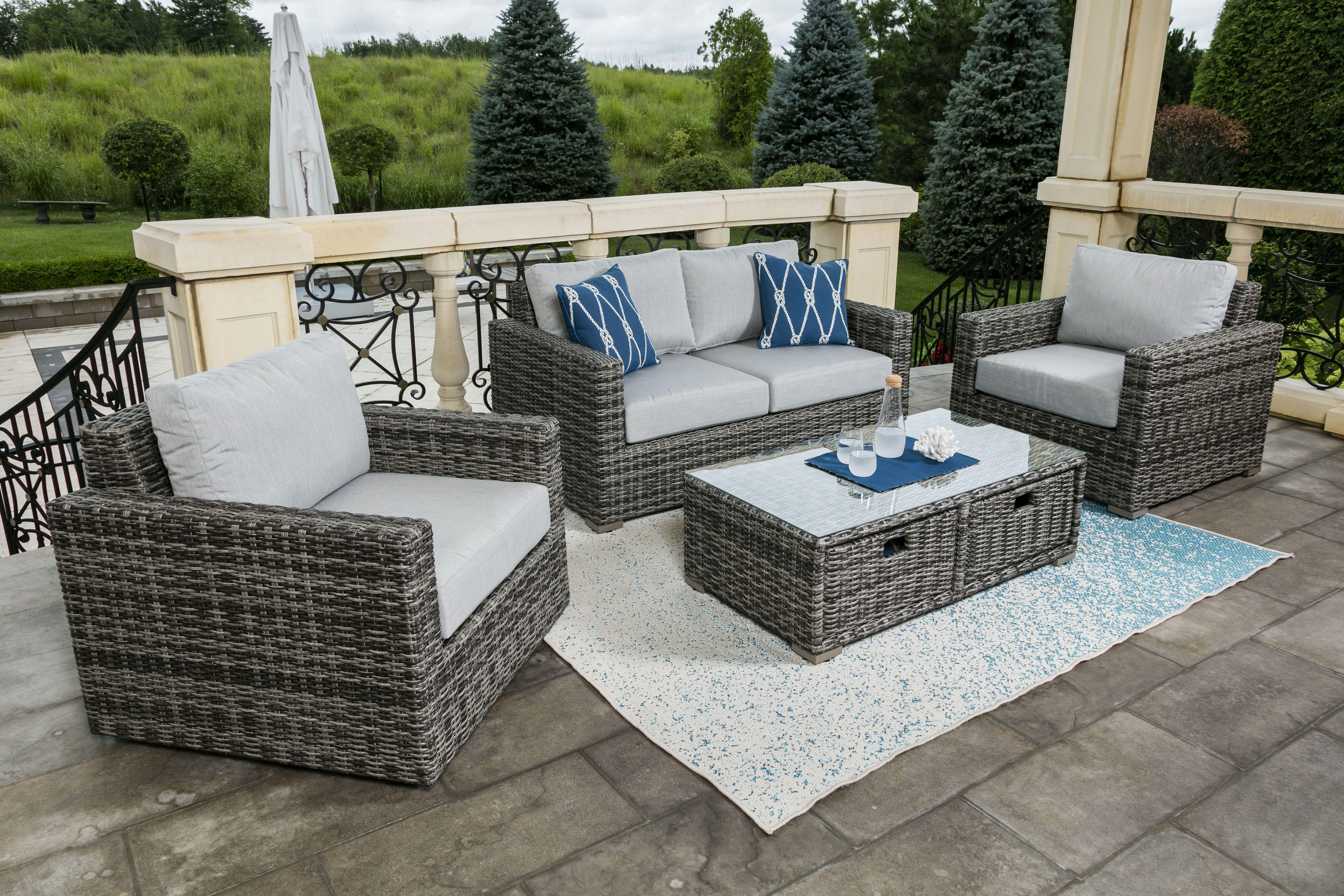 Salon Exterieur Victoria Luxury Patio Furniture Deep Seating Patio Furniture Collection