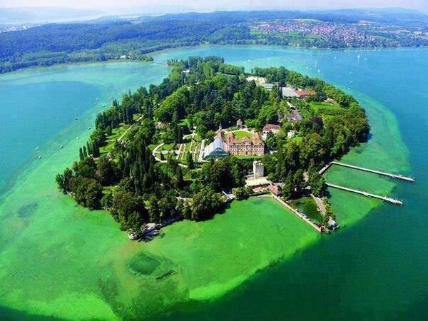 Freueninsel Chiemsee Bavari Insel Mainau Mainau Bodensee Bodensee Urlaub