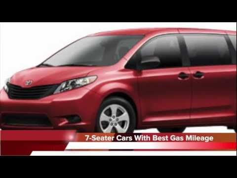 2013 7 Seater Cars With The Best Gas Mileage Video Http://www.