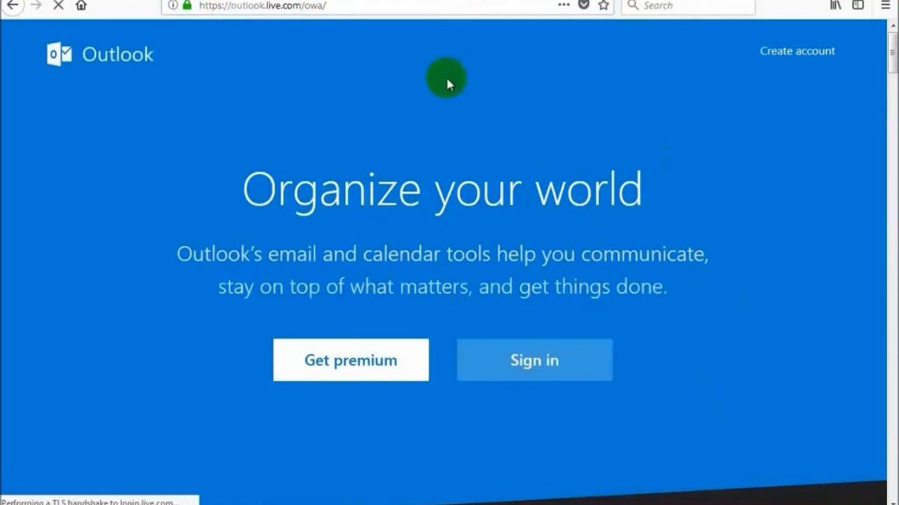 How To Hotmail Login Icloud Sign In Signs Icloud