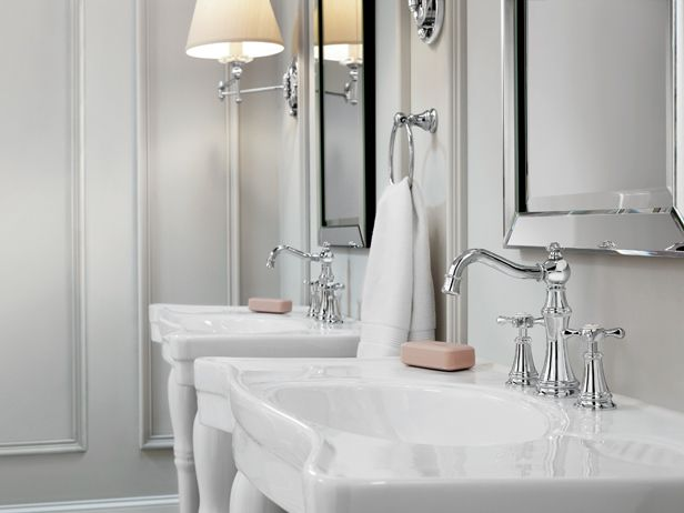 Create the Bathroom of Your Dreams : Rooms : HGTV