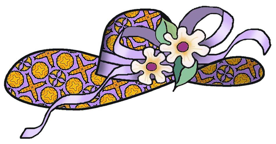 Hats Easter Bonnet Ideas Clipart Designs For Boys Girls