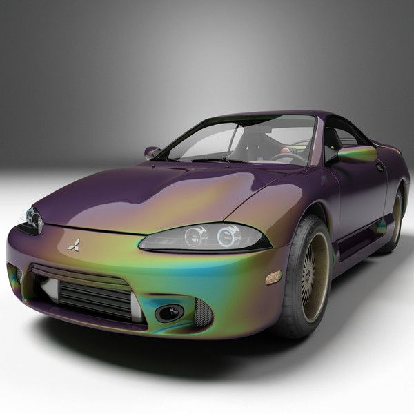Top 50 Computer Car Renderings (With Images)