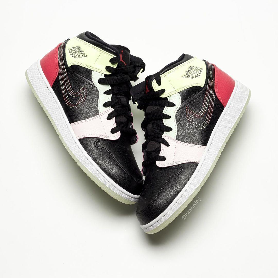 """donde puedo comprar estilo máximo mayor selección de What will you call this Air Jordan 1 Mid? """"Glow in dark""""? Style ..."""