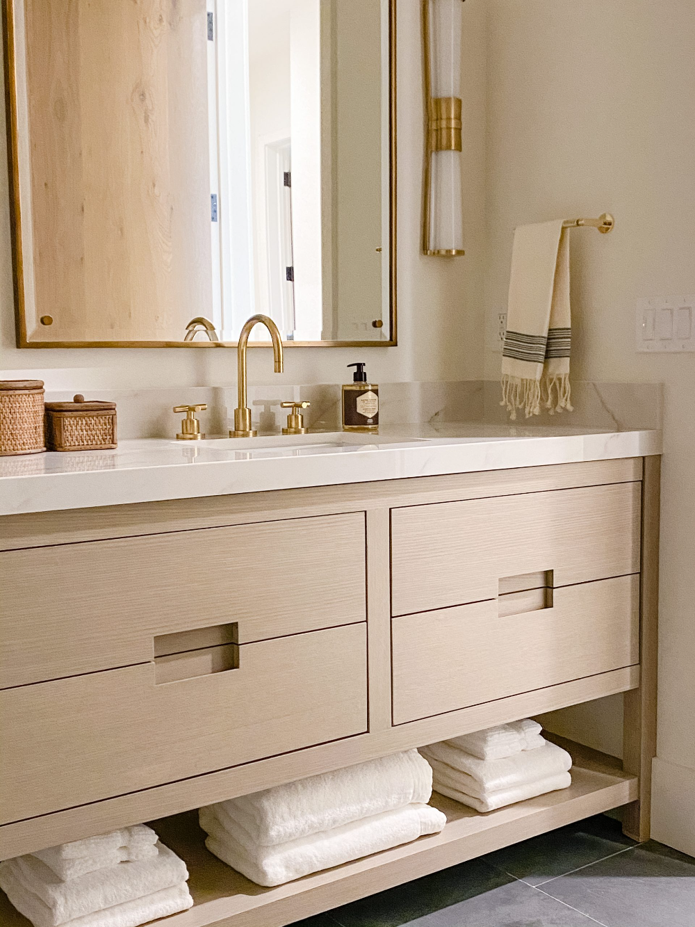 The Sunday 7 We Wrote A Book Studio Mcgee Bathroom Design Flat House Design Bathroom Decor