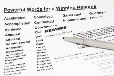 Get Your Resume Noticed With Resume Keywords Resume Key Words Resume Writing Examples Resume Words