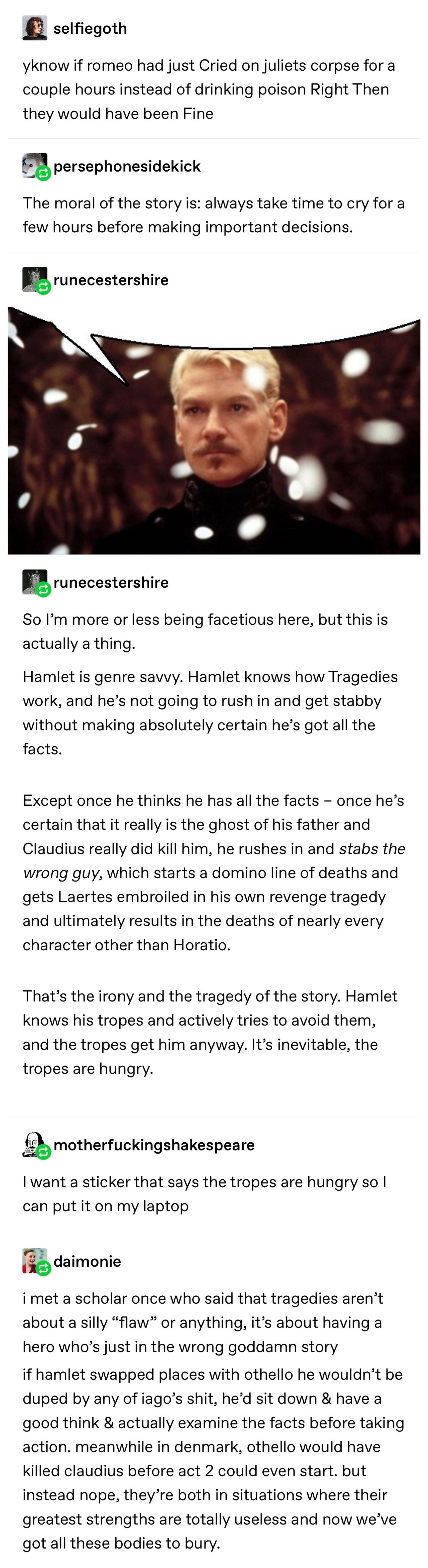 The Tropes Are Hungry And The Hero S In The Wrong Story In 2020 Writing Writing Inspiration Memes