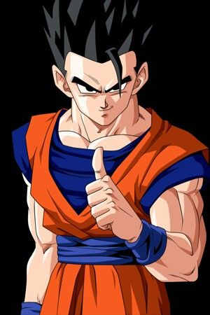 Mystic Gohan Dragonball Z Dragon Ball Dragon Ball Z Goku