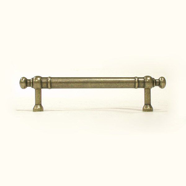 $11 German Bronze /Top Knobs Ball Cabinet Pull - M837-96 | ATG Stores