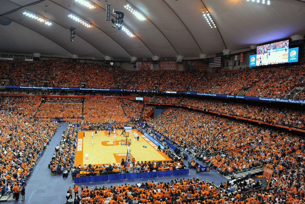 The 8 best arenas to watch college basketball | High ...