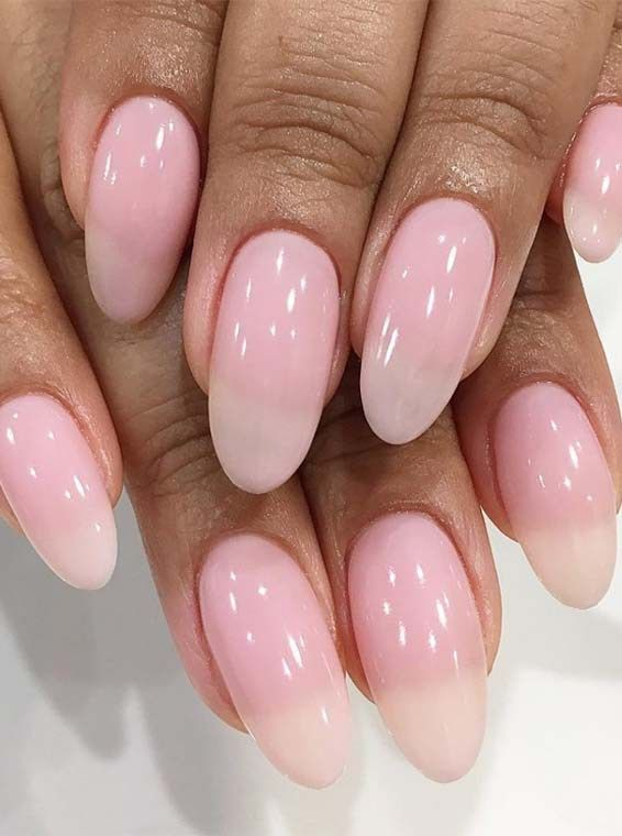 Gorgeous Soft Pink Pastel Nail Art Designs For Women 2018 Nails