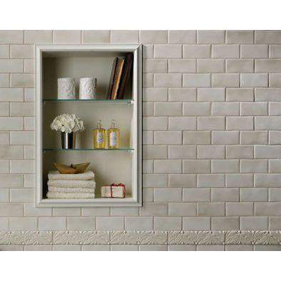 Bathroom Tile Nook Storage Solutions Pinterest Bathroom Tiling Nook And Tile Ideas