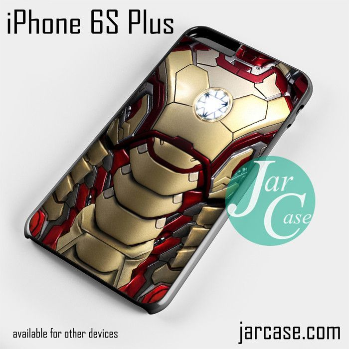 iron man mark XLVII suit Phone case for iPhone 6S Plus and other iPhone devices