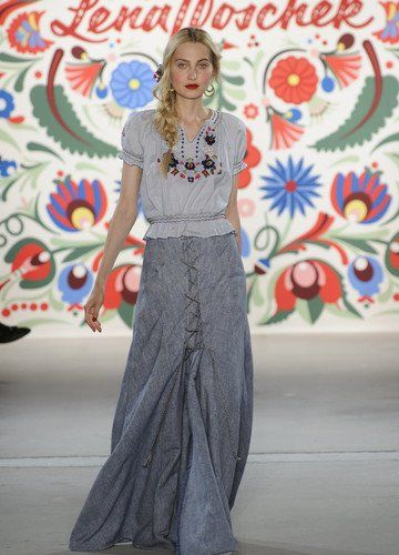 Fashion week berlin juli 2018 designer dresses