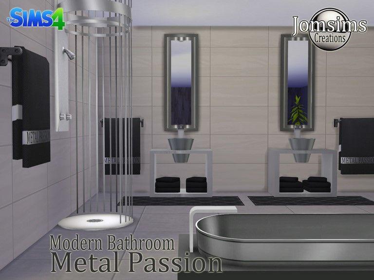 salle de bain sims 4 salle de bain