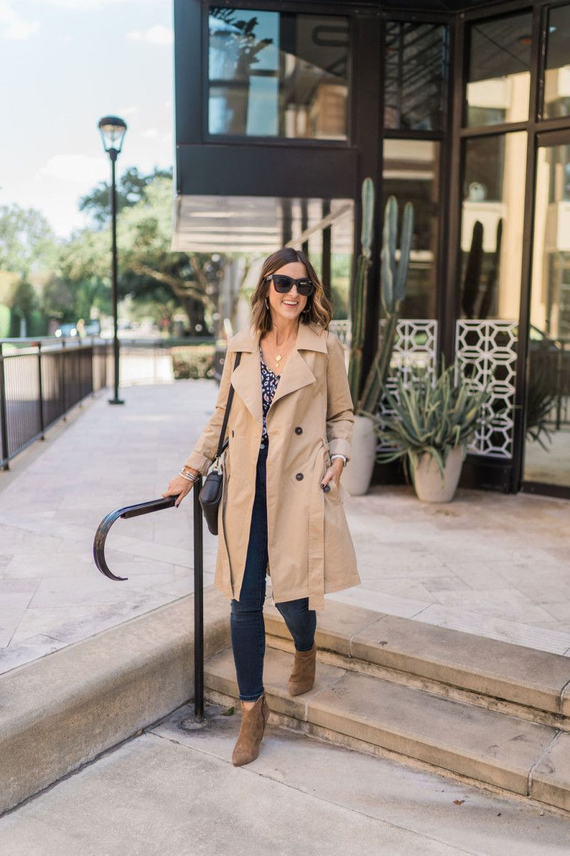 The Best Trench Coat! Trendy Outfits