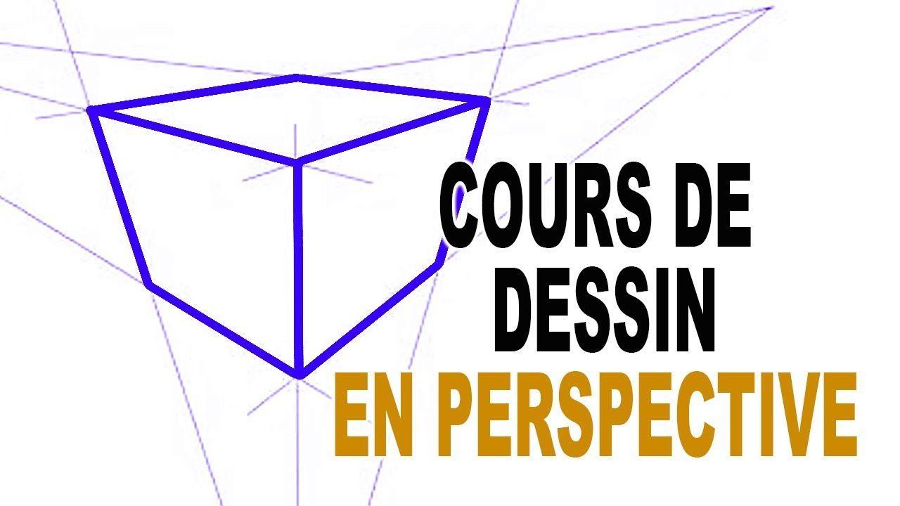 Cours De Dessin En Perspective Debutant Cours De Dessin En