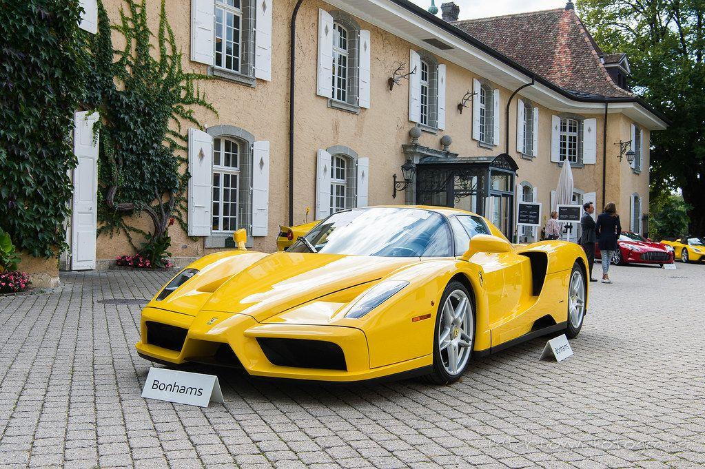 "Ferrari Enzo - 2003""Chassis n° ZFFCW56A130134594&rdquo... -"