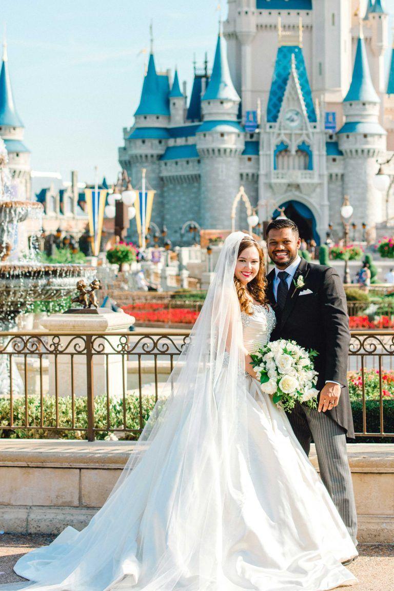 Texas couple surprised with dream wedding at walt disney world