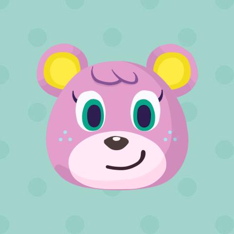 "Animal Crossing: New Horizons new character ""Megan"", fan ..."