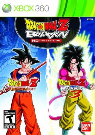 Dragon Ball Z Budokai Hd Collection By Namco Xbox 360 39 99 Your 1 Source For Video Games Consoles Accessories For Full Dragon Ball Z Dragon Ball Xbox 360