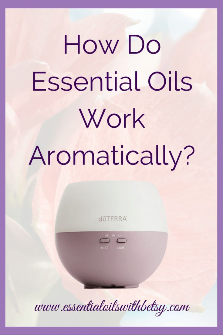 How Aromatherapy ReallyWorks