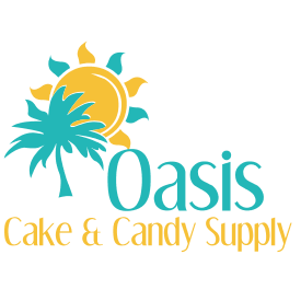 Oasis cake and candy making supplies