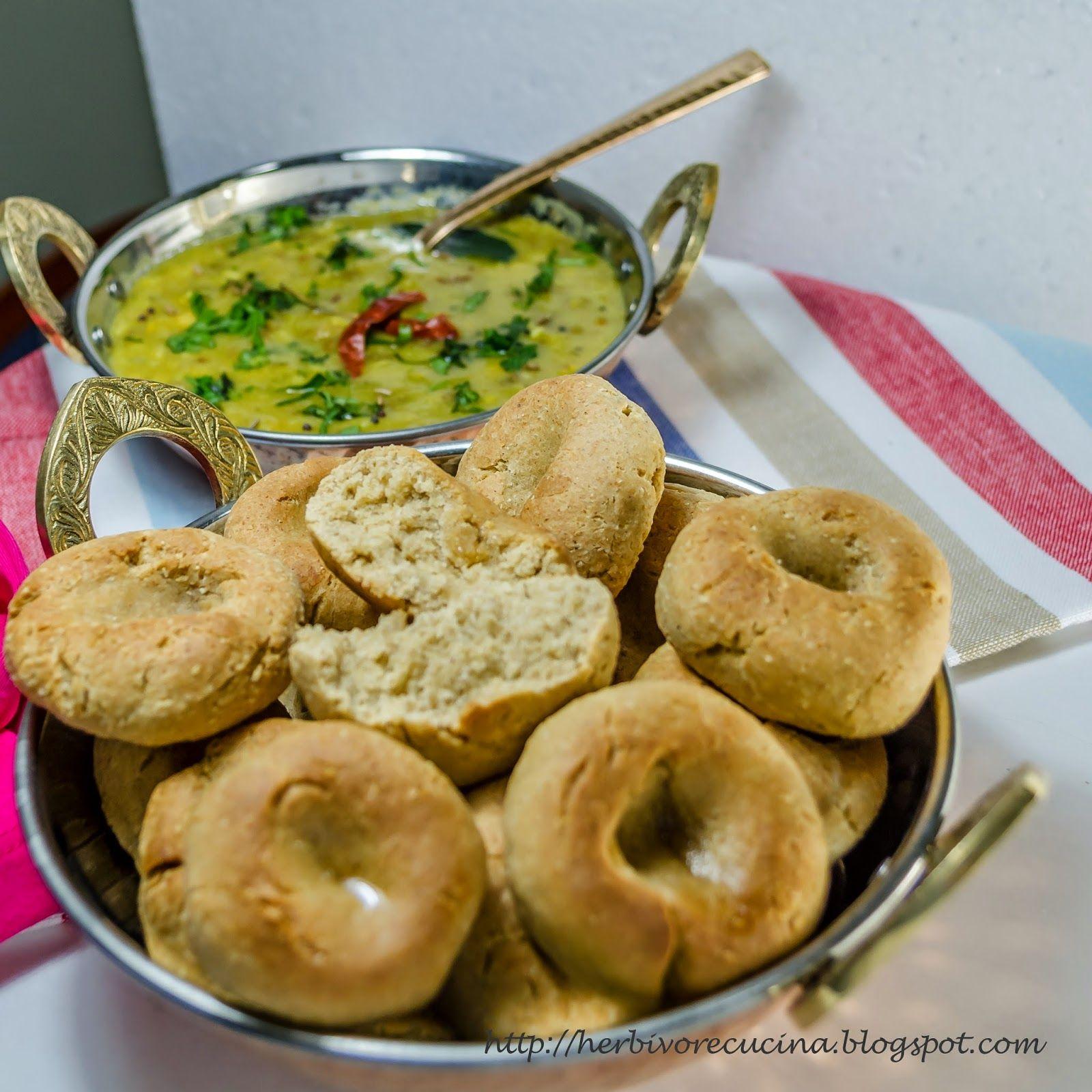 Rajasthani Baati Rajasthani Food Food Indian Food Recipes