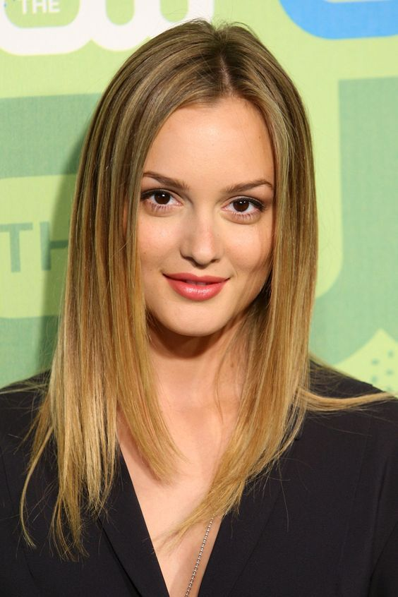 20 Leighton Meester Hairstyles With Pictures Leighton Meester Hair Hair Color Light Brown Brown Blonde Hair