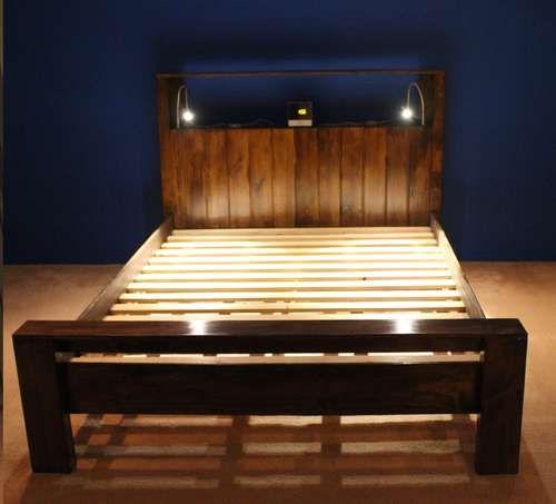 die besten 25 selbstgemachte bettrahmen ideen auf. Black Bedroom Furniture Sets. Home Design Ideas