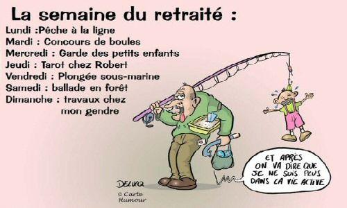 Texte Humoristique Retraite 1 Humou