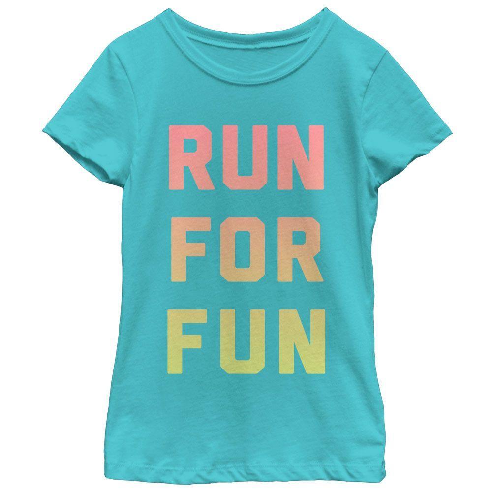 Chin Up - RUN Adult Regular Fit T-Shirt