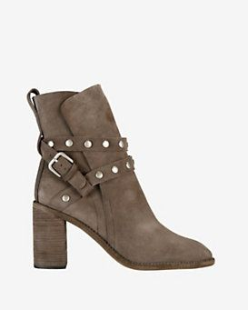 See By Chloéstudded strap boots