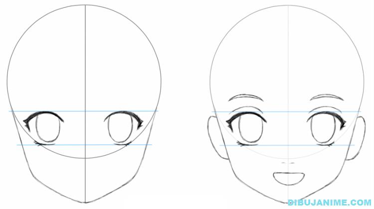 Como Dibujar A Una Mujer Anime Cuerpo Y Rostro Paso A Paso Como Dibujar Animes Aprender A Dibujar Anime Como Aprender A Dibujar