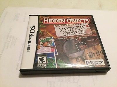 Nintendo DS hidden objects https://t.co/I5fXtjg97E https://t.co/bCi8of6A8S
