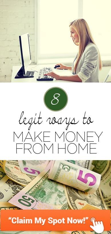 This is such a GREAT way to make money from home, how to work from ...