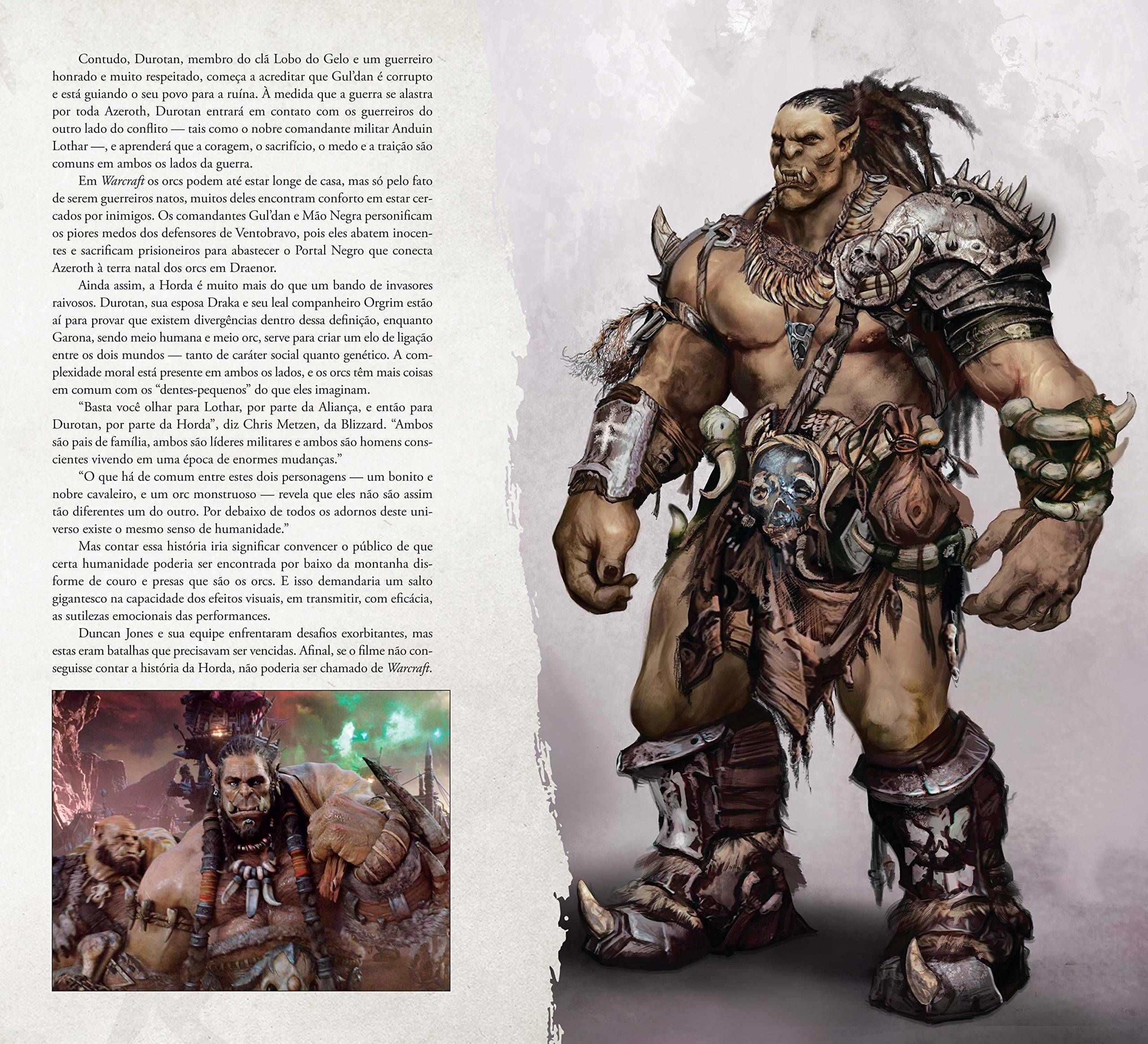 Warcraft Art Book